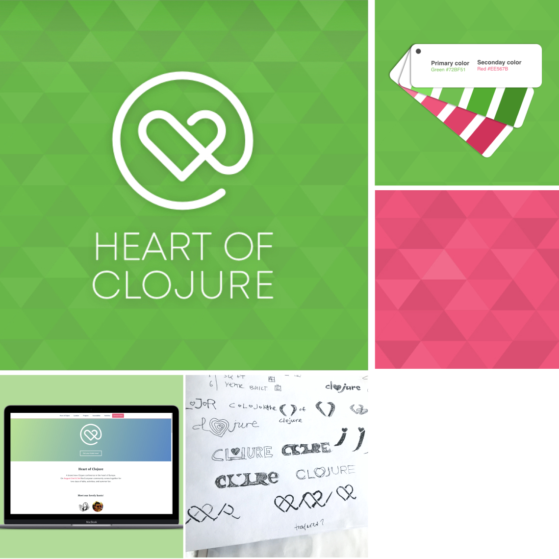 Heart of Clojure project