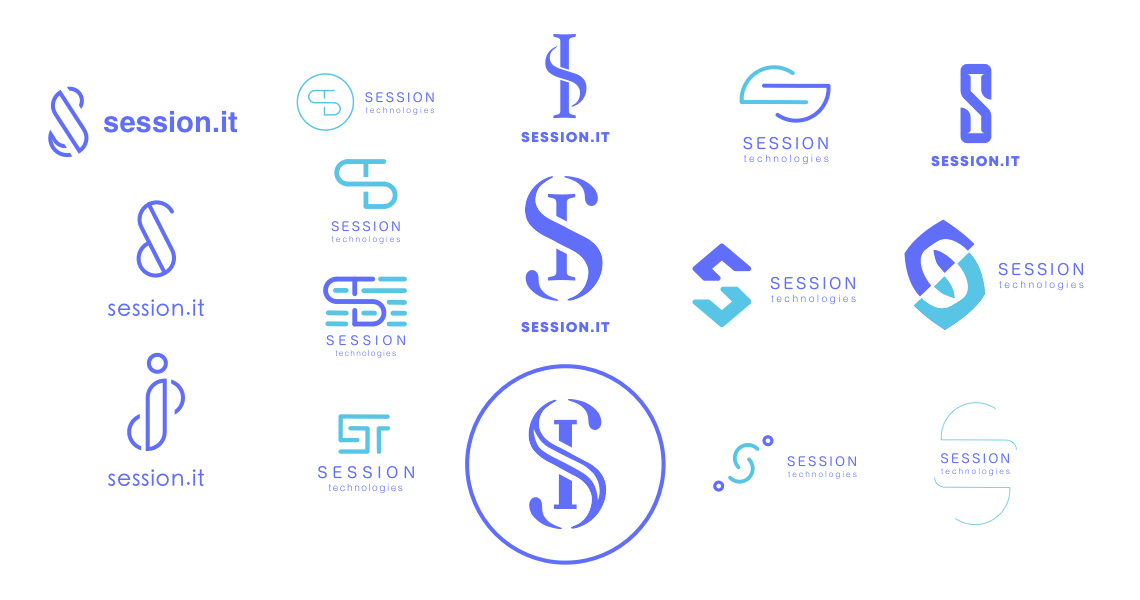session.it logo work process